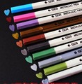 STA 6551 металлическая ручка для рисования граффити фото DIY ручка