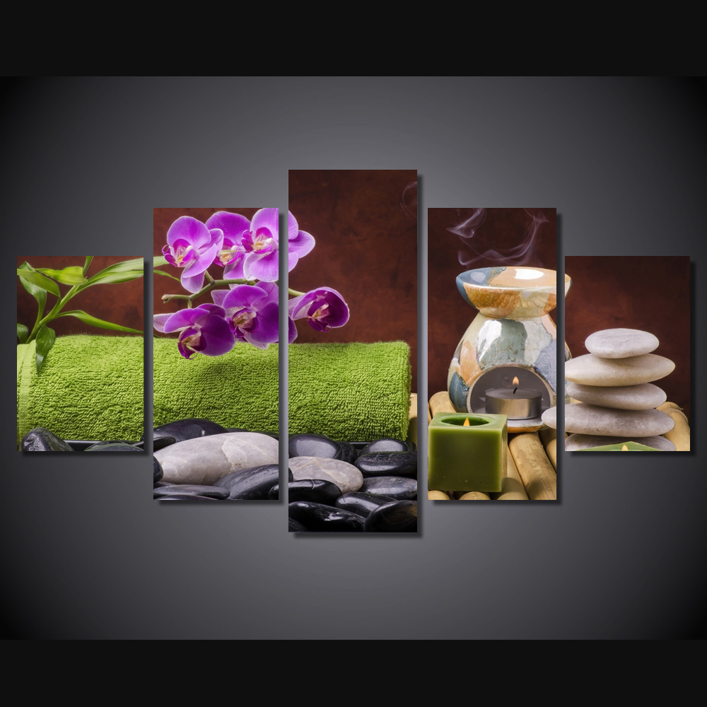 Spa Wall Art compare prices on spa canvas wall art- online shopping/buy low