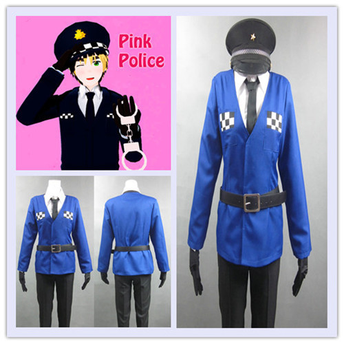 APH Axis Powers Hetalia England Pink police Arthur Kirkland Cosplay Costume-in Menu0027s Costumes from Novelty u0026 Special Use on Aliexpress.com | Alibaba Group & APH Axis Powers Hetalia England Pink police Arthur Kirkland Cosplay ...