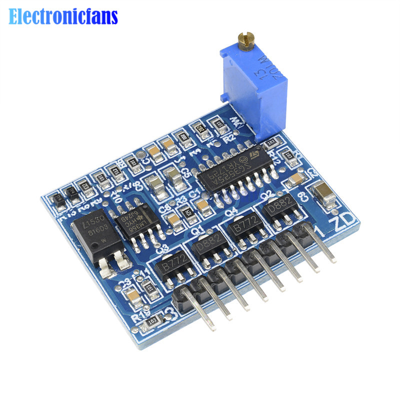 <font><b>SG3525</b></font> LM358 Inverter Driver Board 12V-24V Mixer Preamp Drive <font><b>Module</b></font> Frequency Adjustable 1A image