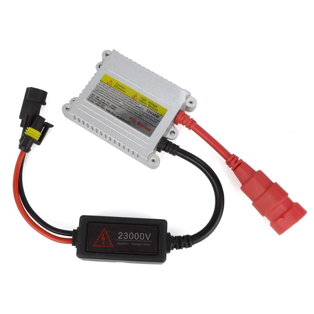 Safego 2st 12V xenon dold förkoppling 35W OEM Digital elektronisk - Bilbelysning - Foto 2