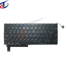 For Apple Macbook retina 15″ A1286 America Korean US KR keyboard without backlit 2008 2009 2010 2011 2012