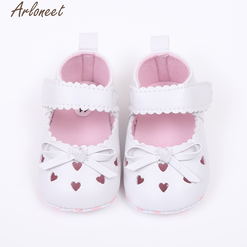 abb4e7d064c ARLONEET Newborn Infant Baby Girls Sneakers Booties