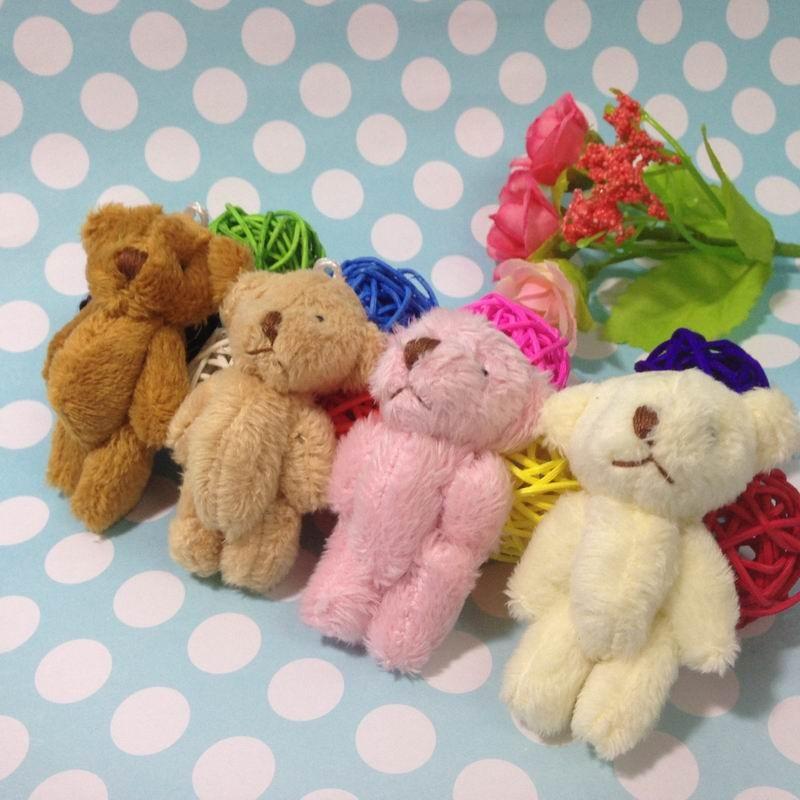 6cm long wool teddy bear (17)