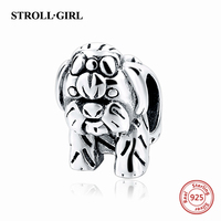 2017 New 100 925 Sterling Silver Daughter S Love Money Charm Beads Fit Original Pandora Bracelet