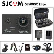 Freies verschiffen!! ursprüngliche SJCAM SJ5000X Elite WiFi 4 Karat 24fps 2 Karat 30fps Gyro Sport Action Kamera