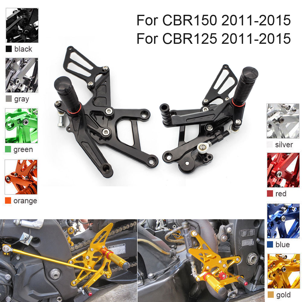 CNC Aluminum Adjustable Rearsets…