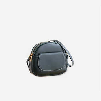 Bemoreal designer bags famous brand women bags Genuine Leather Shell small Messenger Bags Casual Zipper luxury crossbody bags