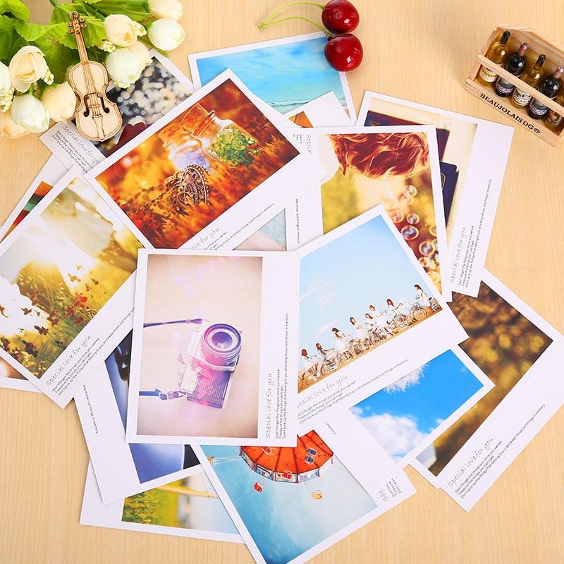 Aliexpress Com Buy Home Utility Gift Birthday Gift: 10 Pcs/lot Vintage Mini Postcard Paper Greeting Card