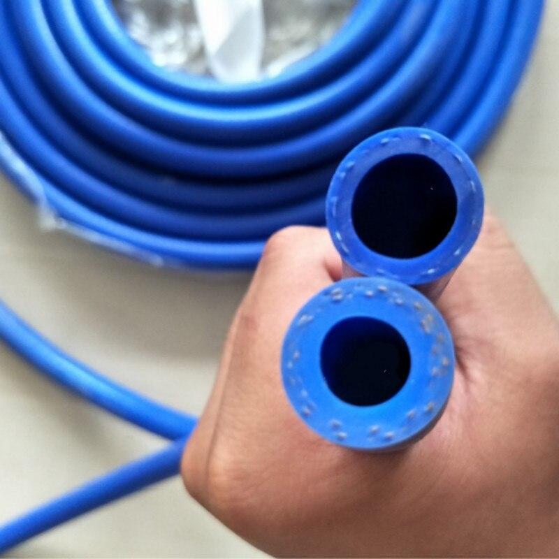 Silicone Pipe Silicone Hose Silicon Silicone Tube Inner Diameter 6 8 10 12 14 16 19 22 25 28 30 32 35 38MM Free Shipping