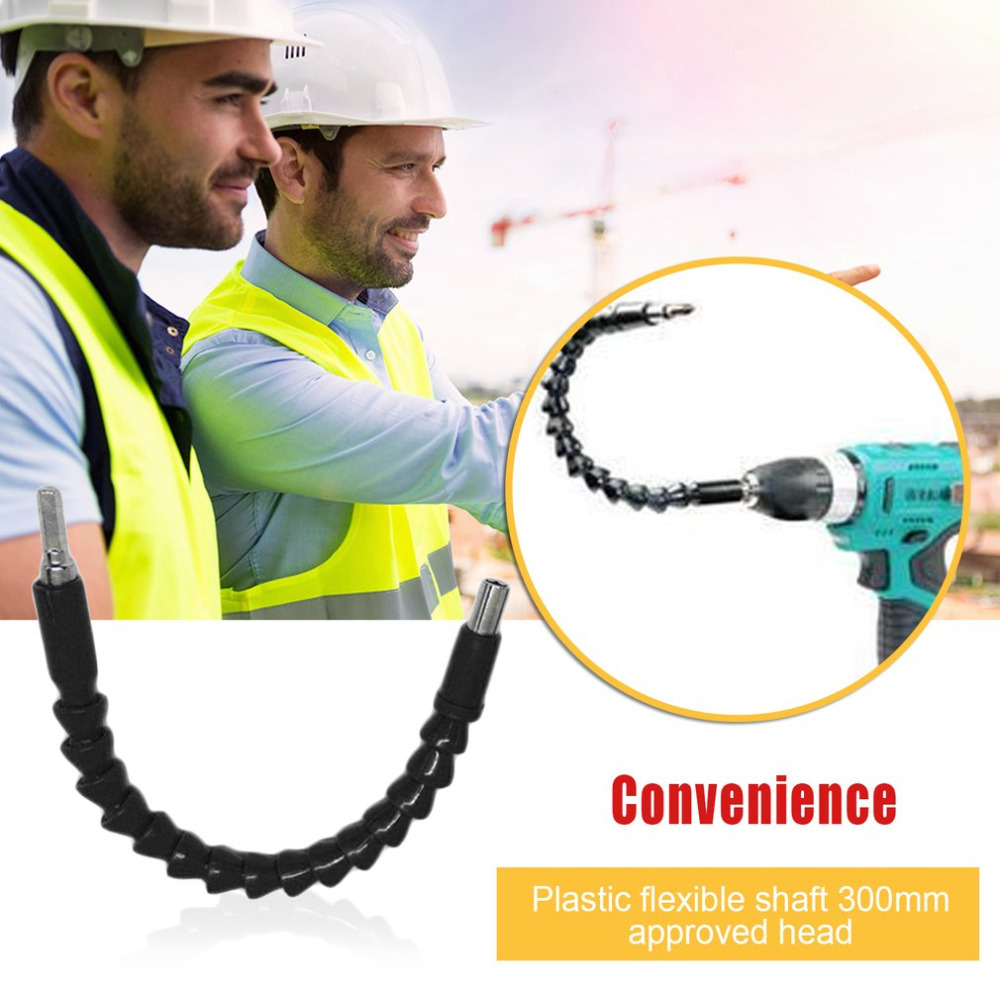 Charging Drill Electric Screwdriver Bit Multi-purpose Universal Flexible Shaft Hose Connection Shaft Electric Tools цена и фото