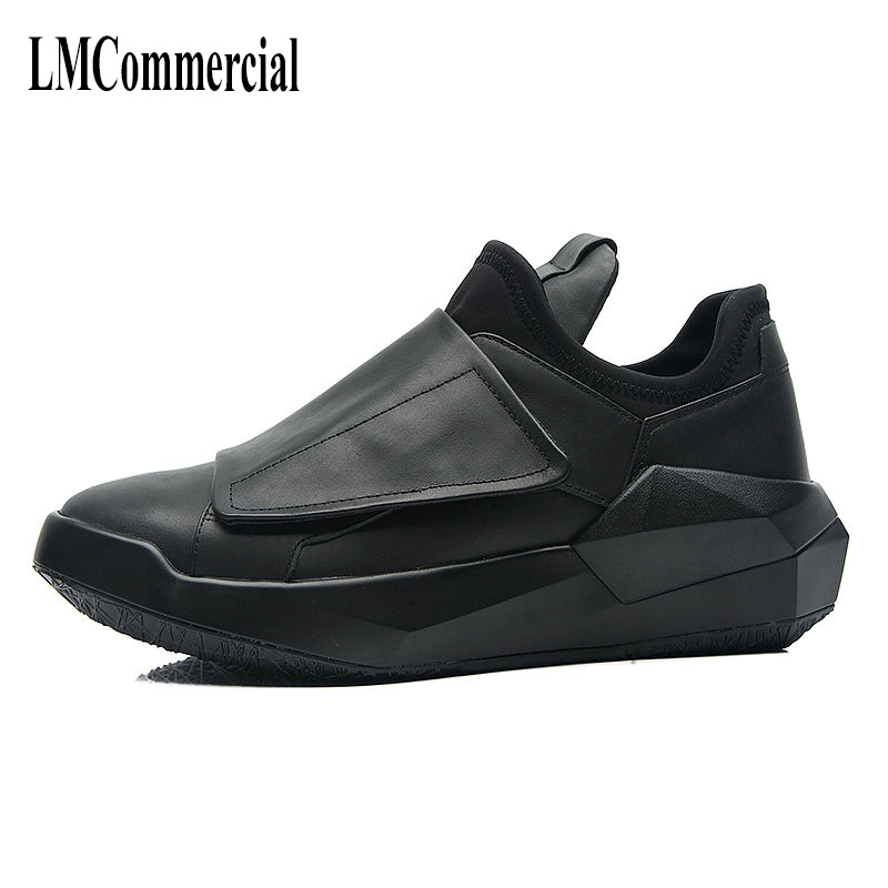 Autumn Winter 2018 New Male Shoes Men's Leather Shoes Joker Leather Casual British Retro Cowhide   Breathable Sneaker Leisure