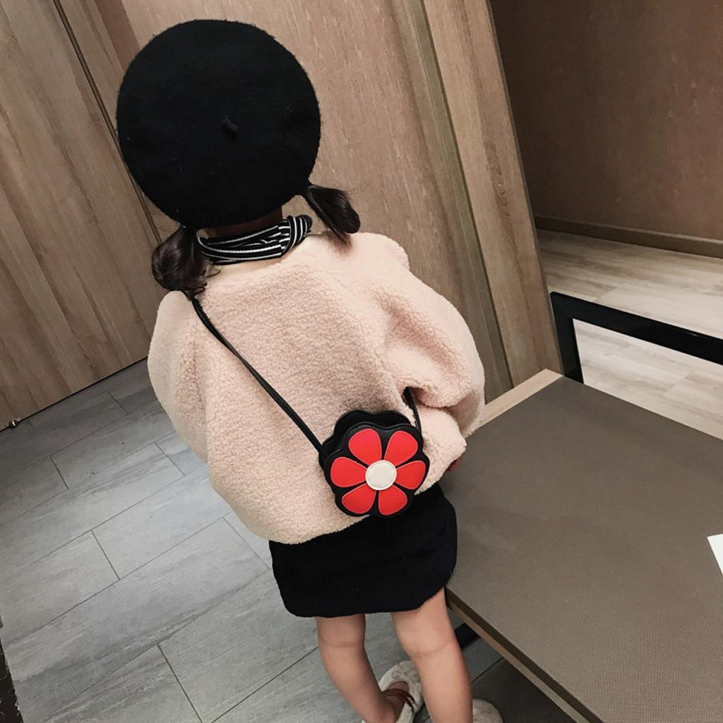 Dynamisch Mode Kinder Schöne Blume Mädchen Schulter Tasche Messenger Tasche Kupplung Münze Tasche Dropshipping Borsa Ein Tracolla Da Donna #30 ZuverläSsige Leistung Crossbody-taschen