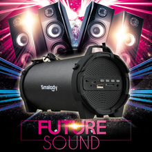 ELE elechoice SL-10 العمود سماعة لاسلكية تعمل بالبلوتوث المتكلم في الهواء الطلق مضخم صوت محمول الموسيقى ستيريو سماعات رياضية قوية