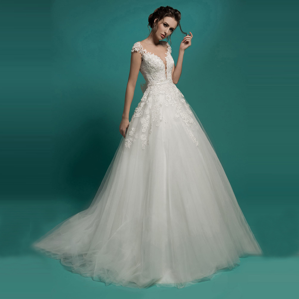 Fancy Lace Wedding Dresses 2012 Ensign - All Wedding Dresses ...