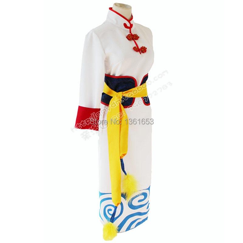 Gintama Kagura տիեզերական զգեստներ Անիմե - Կարնավալային հագուստները - Լուսանկար 3