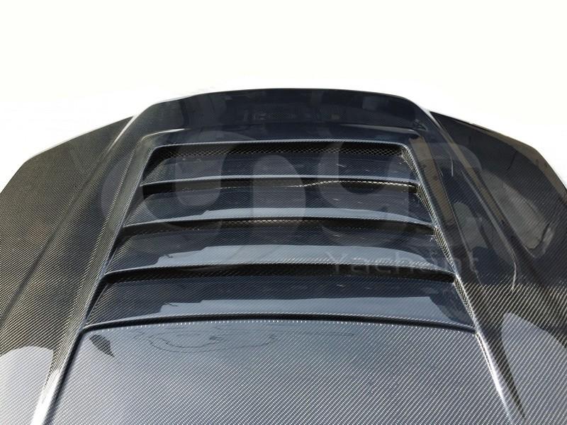 1999-2002 Nissan Skyline R34 GTR Nismo Style Hood Bonnet CF (9)