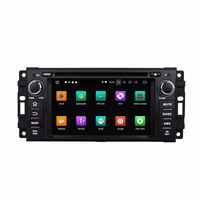 KLYDE 6.2 2 Din 8 Core Android 8.0 Car DVD Player For Chrysler For JEEP Sebring 300C Grand Cheroke Car Multimedia Player Canbus