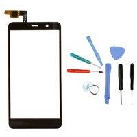 LINGWUZHE IC Bağlayıcı Ön Cam Lens Değiştirme Dokunmatik Panel Ekran Digitizer Xiaomi Redmi Için Not 3 Hongmi Not 3