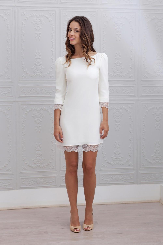 grey knee length bridesmaid dresses uk short beach wedding dress 25 Short Beach Wedding Dresses Decor Og