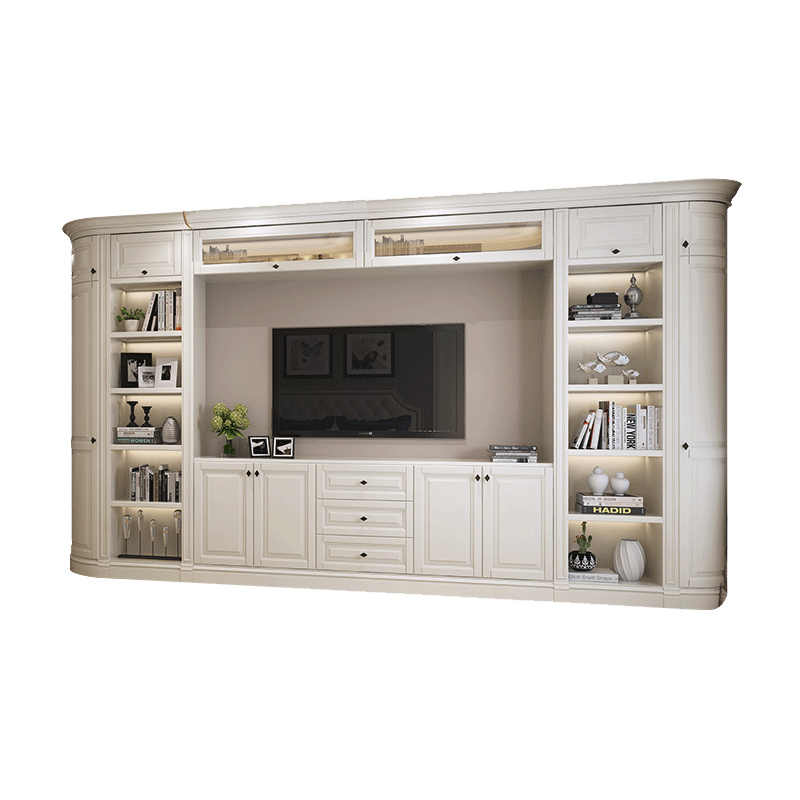 High Quality Led Tv Wardrobe Designs