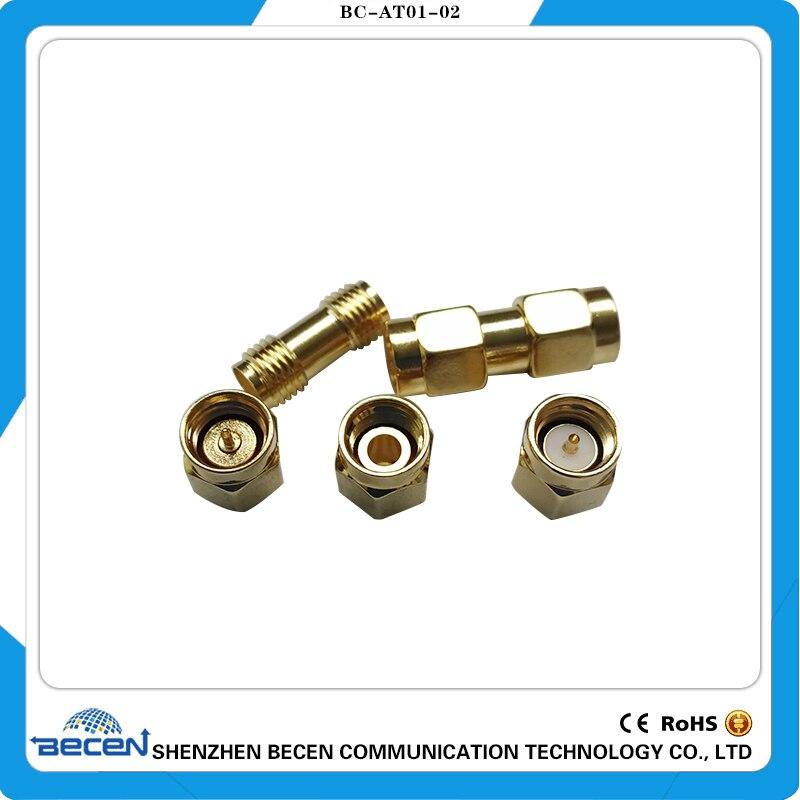 SMA D'étalonnage, qualité supérieure RF Coaxial dédié test SMA type, notamment à court type, type de charge, ouvert type, à travers, DC-3Ghz, livraison gratuite
