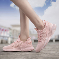 2019 Spring Brand Men and Women Casual Shoes Unisex Couples Mesh Breathable Design Chunky Sneakers Tenis Feminino Basket Femme