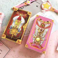 Anime carte claire 1 jeu de cartes captor Sakura Clow carte cosplay prop KINOMOTO SAKURA carte captor Sakura cartes Tarot le clow