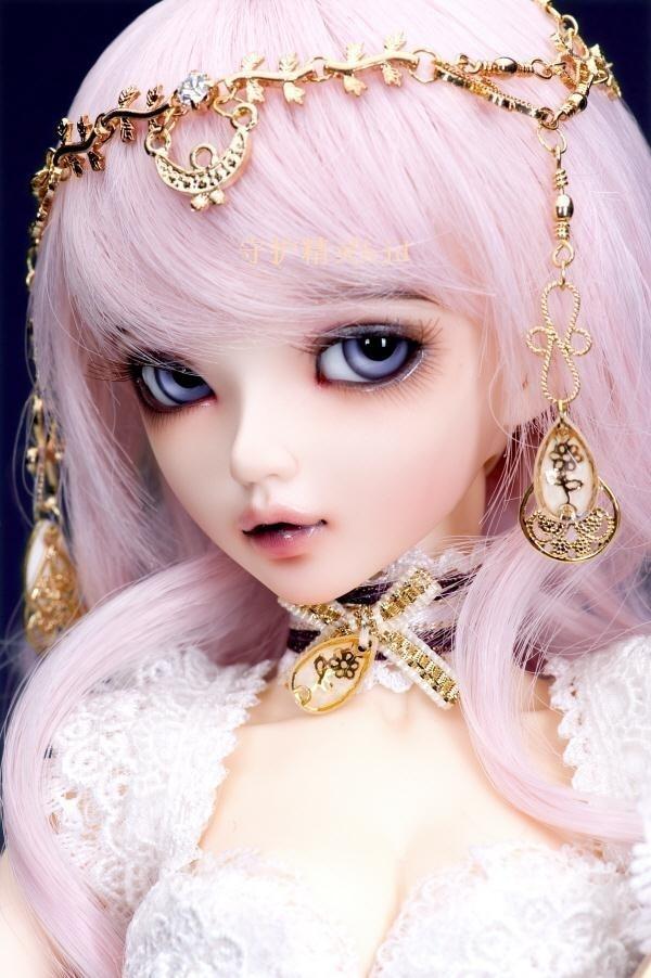 ФОТО Bjd 1/4 MiniFee Bjd Chloe doll fashion FAIRYLAND free eyes and eyelashes