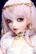Bjd 1/4 MiniFee Bjd Chloe doll fashion FAIRYLAND free eyes and eyelashes