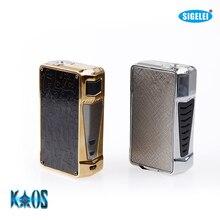 Настолько горячий !!! Оригинальный Sigelei Kaos Z Vape Box Mod, 200W TC Box для электронной сигареты