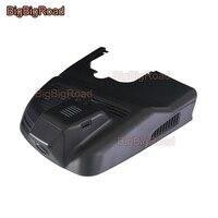 BigBigRoad For mercedes benz A45 CLA GLA220 GLA260 top Configuration Car wifi DVR Video Recorder DashCam FHD 1080P