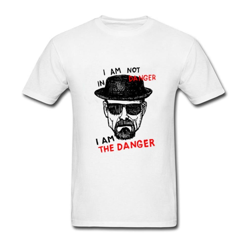 BreakingBad Heisenberg O Neck men T-Shirts vlone deadpool dsq eye hip hop fear of god skam pokemon mma for twin peaks vespa