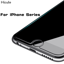 9H 2.5D HDกระจกนิรภัยสำหรับIphone 6 6S Plus 7 7 Plus 5 5s Se 8 8 plusแก้วIphone 7 8 Xป้องกันหน้าจอIphone 7 8 Xแก้ว