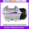 Высокое качество авто AC компрессор FS-10 для 7058053/1027438/1427382/1406107