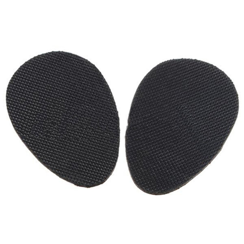 VSEN 10pcs Style1 Pairs Anti-slip Shoes Heel Sole Grip Protector Pads Non-slip Cushion Adhesive black