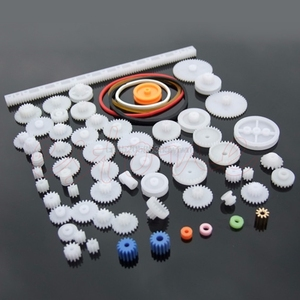 60pcs Type Plastic Shaft Singl