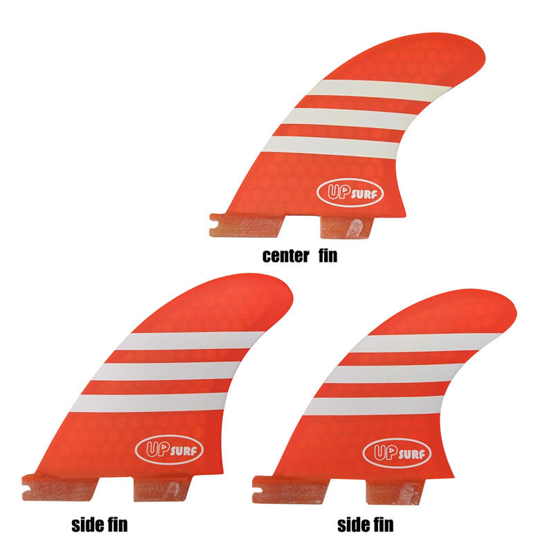 2pcs 3pcs 5pcs Surf FCS2 k2 1Fins FCSII K2 1 Tri quad Set Fins Thruster Fins Free Shipping stand up paddle in Surfing from Sports Entertainment