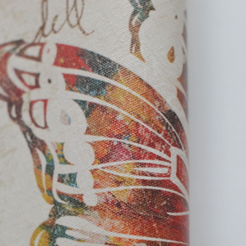 цуадрос платно лептира уметничка - Кућни декор - Фотографија 5