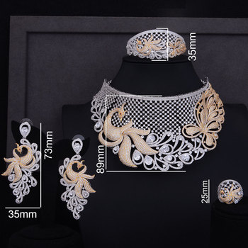 89mm Luxury Jewelry Set Jewelry  1