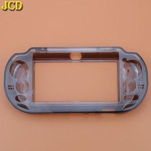 Image 2 - JCD 1 pièces housse solide cristal pour Sony PSV 1000 peau de protection pour PS Vita PSVita 1000 Gamepad