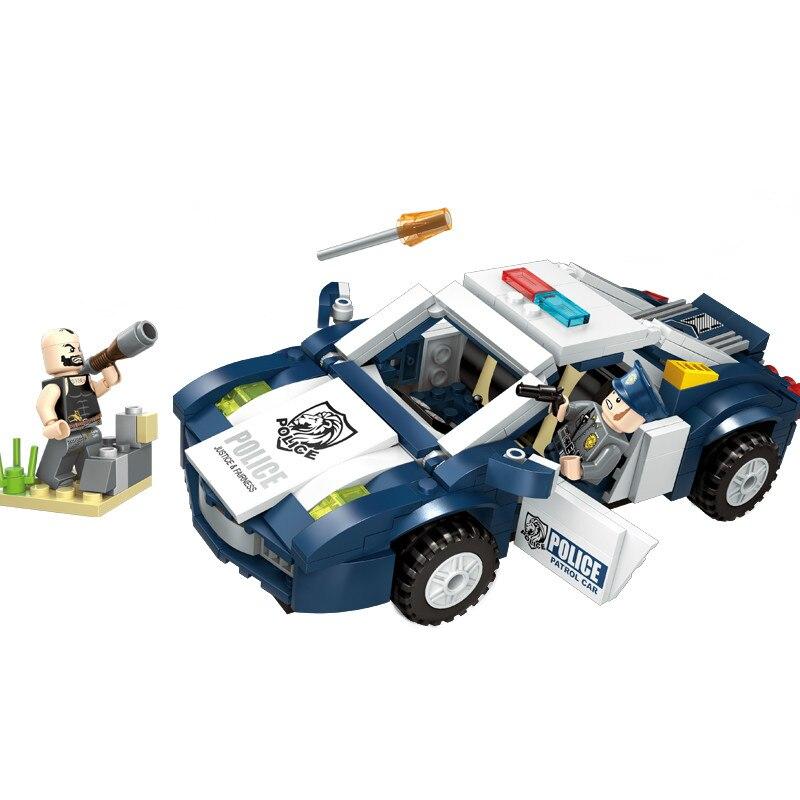 Building Blocks Compatible with Lego Enlighten E1910 303P Models Building Kits Blocks Toys Hobby Hobbies For Chlidren