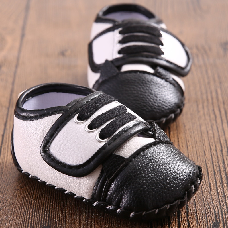 Baby Shoes 2018 New Baby Boys Shoes Toddler Soft Sole Crib Slip-On First Walkers Baby Moccasins
