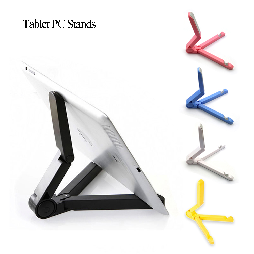 Hot Sale Portable Foldable Adjustable Stand Bracket Holder Mount For iPad ASUS Xiaomi Samsung Pad Tablet PC Tablet Accessories
