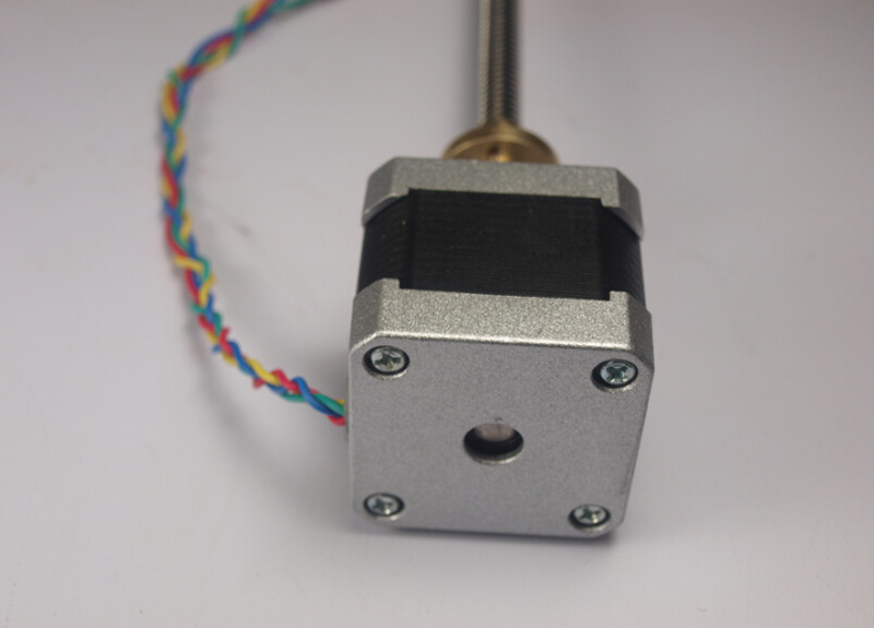 SWMAKER ultimaker 2 Z-Motor with Trapezoidal Lead srew for DIY ultimaker 2 3D printer