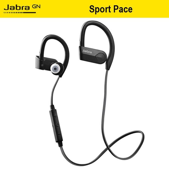 ab5959de961 Jabra Sport Pace Wireless Bluetooth Sports Running Earphones Sweat Shock  Resistant Superior Sound In Ear Headset With Microphone-in Bluetooth  Earphones ...