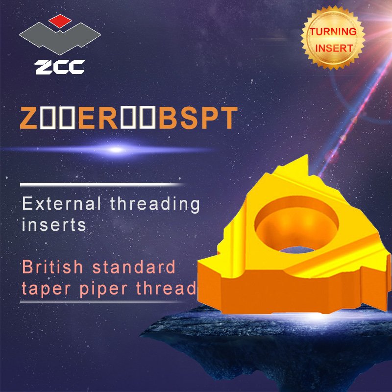 10pcs/lot Z16ER Z16ER11BSPT-Z16ER28BSPT YBG205 YBG203 original ZCC carbide insert lathe tools cnc carbide threading inserts 10pcs lot sen013dg original