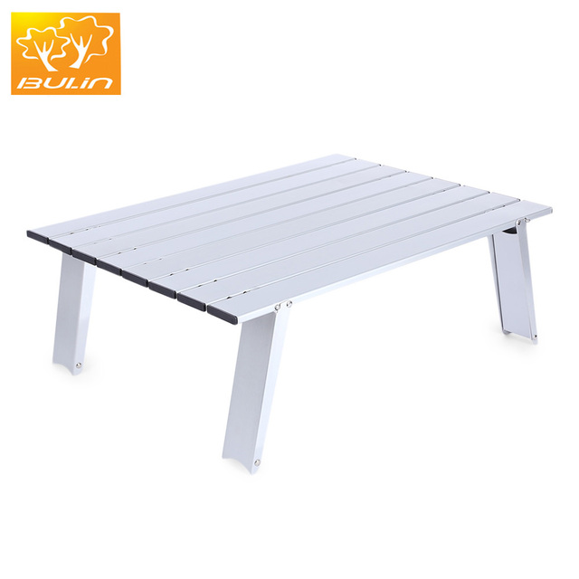Outdoor Camping Ultra Light Aluminium Alloy Durable Stable Table New  Portable Outdoor Folding Table Desk