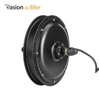 PASION E BIKE 48V 1500W Hub Motor Electric Bicycle Brushless Non Gear Rear Motor