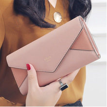 New Style Envelope Designer Clutch Wallets For Women Hasp Po